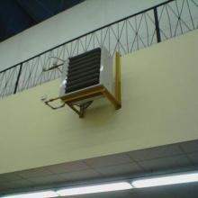 Воздушно-отопительный агрегат, супермаркет, Киев
