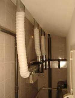 Воздуховоды в приточной вентиляции