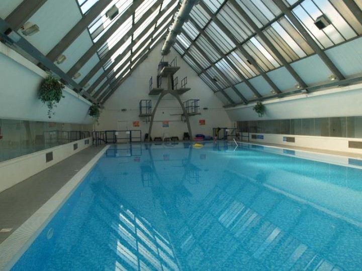 Вентиляция в помещении бассейна