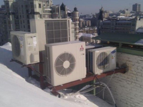 Приточно-вытяжная вентиляция с рекуператором в офисе в пентхаусе