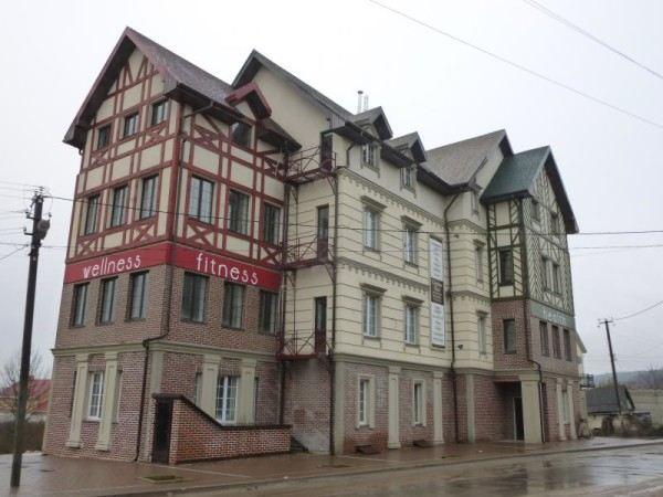 Спорткомплекс Champions Club в селе Стоянка