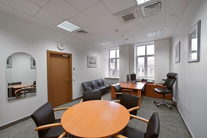 Выбор системы вентиляции в офисе