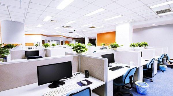 Вентиляционная система в офисе