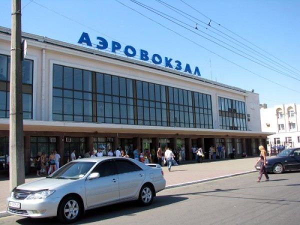 Аэропорт в г. Одесса