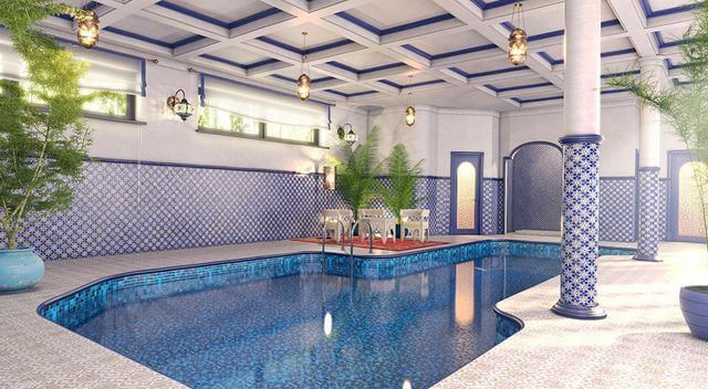 Вентиляционные установки для бассейна