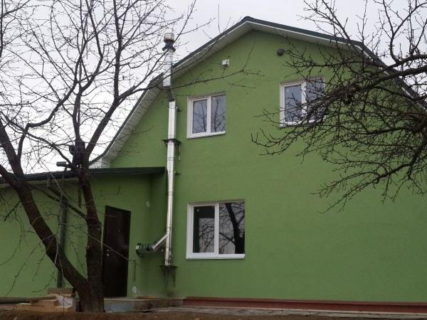 Частный дом в с. Гвоздов площадью 180м2