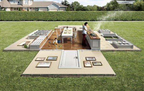 Экономия с приточно-вытяжной вентиляцией и рекуперацией тепла