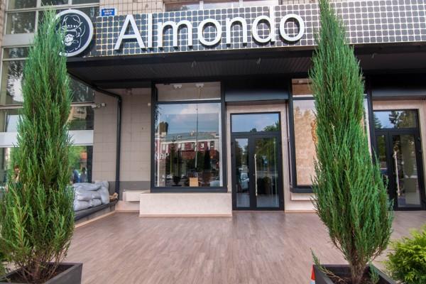 Система вентиляции и кондиционирования в ресторане «Almondo»