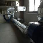 Вентиляционная система в бассейне