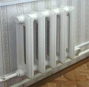 батареи отопления в квартире