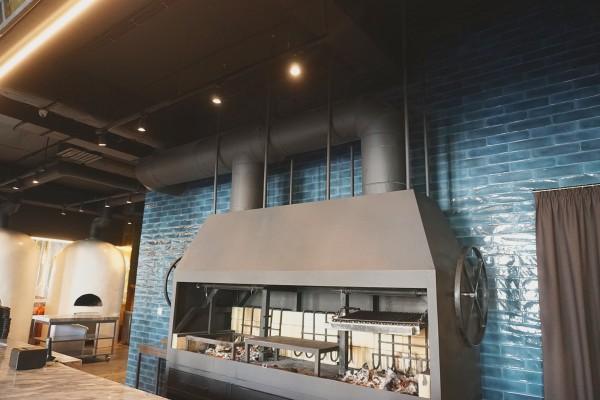 Турецкий ресторан «PASHA». Реконструкция систем вентиляции.